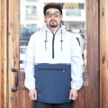 WEIRDO/ウィアード 「 TOOL COMPANY - PACKABLE  HOODIE 」  ナイロンフードジャケット