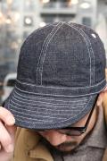 TROPHY CLOTHING/トロフィークロージング  「Dirt Denim Engineer Cap」 ダートデニムエンジニアキャップ