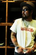 AMERICAN WANNABE   「AW 4th ANNI S/S TEE」   アメリカンワナビーロゴTEE