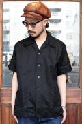 BLACK SIGN/ブラックサイン 「Paisley Jaquard Travel Shirt」  ペイズリージャガードトラベルシャツ