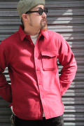 TROPHY CLOTHING/トロフィークロージング 「CPO Wool Shirts」 CPOシャツ