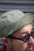 TROPHY CLOTHING/トロフィークロージング 「Herringbone Army Balll Cap」アーミーボールキャップ