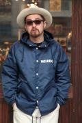 WEIRDO/ウィアード   「SIG - RAIN PARKA」  ナイロンレインパーカー