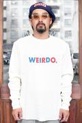 WEIRDO/ウィアード  「WEIRDO - L/S T-SHIRTS」  サーマルL/Sティーシャツ