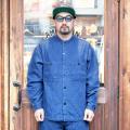 The Stylist Japan/ザスタイリストジャパン 「 QUILTED DENIM STAND SHIRT 」 キルトデニムスタンドカラーシャツ