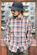 TROPHY CLOTHING/トロフィークロージング  「Machine Age Check Shirts」  チェックシャツ