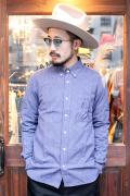 The Stylist Japan/ザスタイリストジャパン 「B.D Chambray Shirts」  オリジナルシャンブレーシャツ