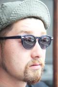 GROOVER/グルーバー    「LUKE」    アセテート眼鏡