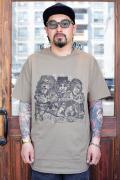 The Stylist Japan/ザスタイリストジャパン 「ROCK S/S T - SHIRTS」 コットン S/S Tシャツ