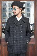 BLACK SIGN/ブラックサイン  「1930s Wolf Tweed Safari Jacket」 サファリジャケット