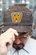 WEIRDO/ウィアード  「 GROWN UP - CAP 」 アンパイアキャップ