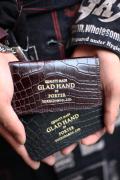 PORTER×GLAD HAND/ポーター×グラッドハンド  「GH - BELONGING CARD CASE」  レザーカードケース