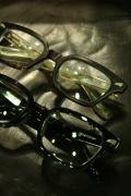 GROOVER   「LEXINGTON」   セルロイド眼鏡