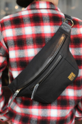 TROPHY CLOTHING/トロフィークロージング  「Day Trip Bag」  ショルダーバッグ