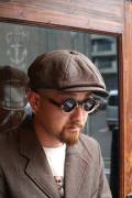 TROPHY CLOTHING/トロフィークロージング  「Brooklyn Wool Hunting」  ウールハンチング