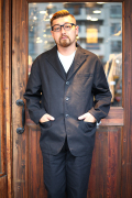 "TENDERLOIN × The Stylist Japan ""Cotton Tailored Jacket"" コットンテーラードジャケット"