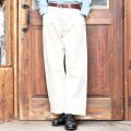 BLACK SIGN/ブラックサイン 「 US Navy String Back Herringbone Trousers 」 ヘリンボーントラウザース