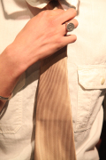 BLACK SIGN/ブラックサイン  「BS Neck Tie」  シルクネクタイ