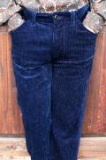 The Stylist Japan/ザスタイリストジャパン   「 INDIGO MIX CORDUROY PANTS」  コーデュロイパンツ
