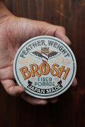BROSH/ブロッシュ  「BROSH FIBER POMADE」  ファイバーポマード