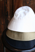 TROPHY CLOTHING/トロフィークロージング  「Sailor Twill Hat」 セーラーハット