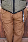 WEIRDO/ウィアード   「WEIRDO - EASY PANTS」  コットンイージーパンツ