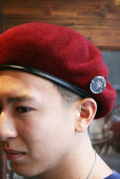 GANGSTERVILLE/ギャングスタービル  「RISE ABOVE - BERET」  ベレー帽