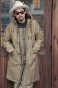 WEIRDO/ウィアード   「HOT WRD - COAT LONG」  ジャーマンコードロングコート