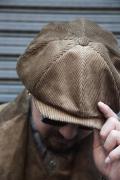 TROPHY CLOTHING/トロフィークロージング  「Brooklyn Code Hunting」  コーデュロイハンチング