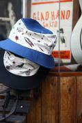 WEIRDO/ウィアード   「ROCKET - HAT」  ツイルバケットハット