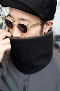 TROPHY CLOTHING/トロフィークロージング 「 Deck Neck Warmmer 」 ネックウォーマー