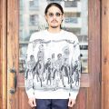 The Stylist Japan/ザスタイリストジャパン 「STAMPEDE GRAPHIC KNIT」 グラフィックニット