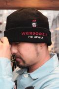 WEIRDO/ウィアード 「WEIRDOOZIS? -KNIT CAP」  ニット帽