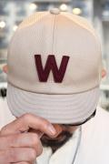 WEIRDO/ウィアード  「 W - MESH CAP 」 メッシュキャップ