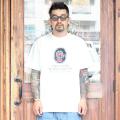 WEIRDO/ウィアード 「NIGHT SHINE MONSTER - S/S T-SHIRTS 」 リフレクタープリント S/S TEE