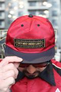 WEIRDO/ウィアード  「 NIGHT SHINE MONSTER - NYLON CAP 」 ナイロンキャップ