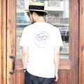 TROPHY CLOTHING/トロフィークロージング 「 Circle LW Pocket Tee」  プリントポケットTシャツ