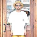 "TROPHY CLOTHING/トロフィークロージング 「 ""MONOCHROME""  PC Pocket Tee 」  ポケットTシャツ"