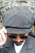 TROPHY CLOTHING/トロフィークロージング  「Covert Work Casquette」 コバートワークキャスケット