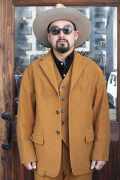 "TENDERLOIN × The Stylist Japan ""MOLESKIN JACKET"" モールスキンジャケット"