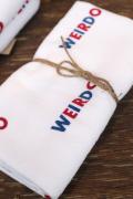 WEIRDO/ウィアード  「WEIRDO - TOWEL」  フェイスタオル