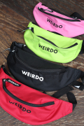 WEIRDO/ウィアード  「WEIRDO - FANNY PACK」 ショルダーバッグ
