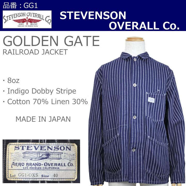 Stevenson Overall co./GOLDEN GATE