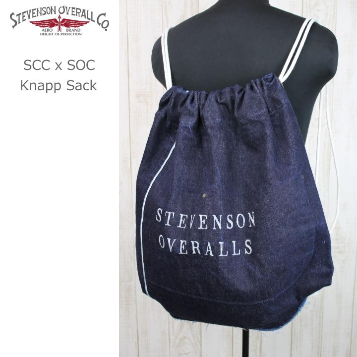 Stevenson Overall co./SCC x SOC Knapp Sack