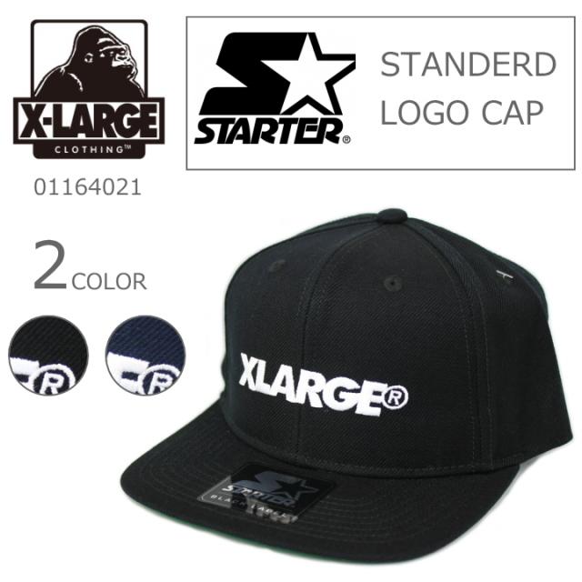 X-LARGE/エクストララージ STARER STANDERD LOGO CAP