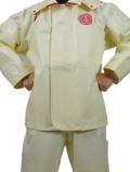 【超耐寒・耐油新素材】ラグライトジャンパー/アイボリーホワイト