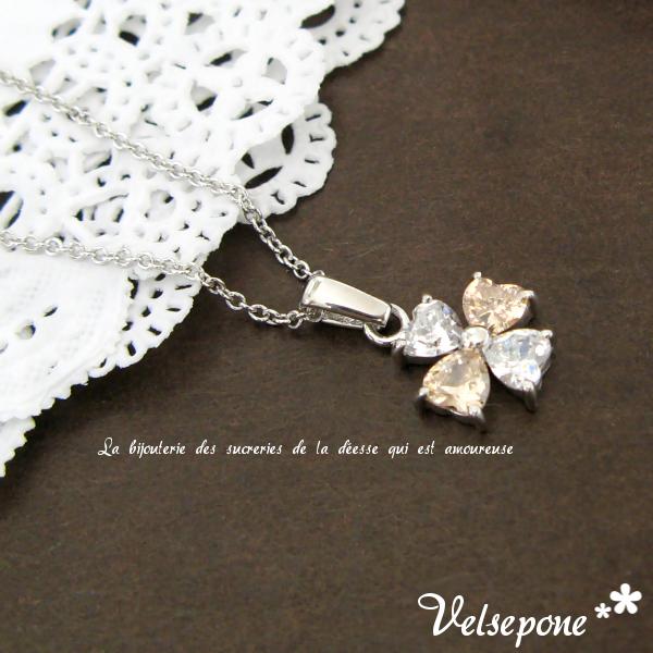ベルセポーネ トレフル ネックレス01