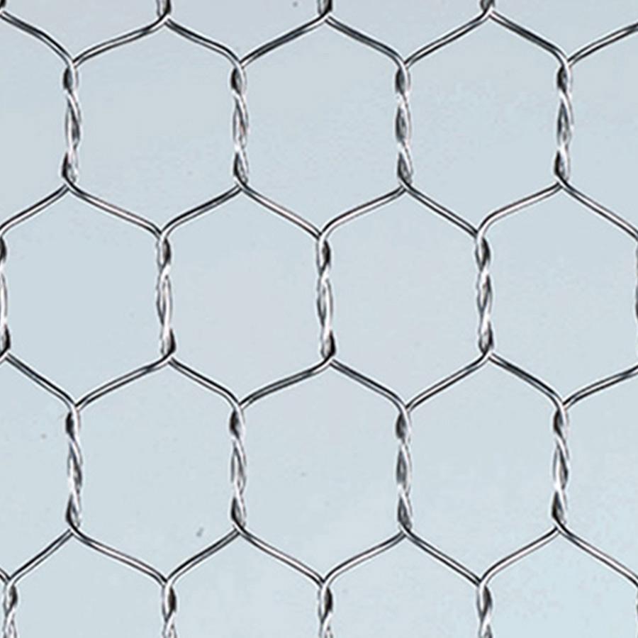 亜鉛亀甲金網 目開き:20mm #16 線径:1.4mm 【メッシュ 金網 送料無料】