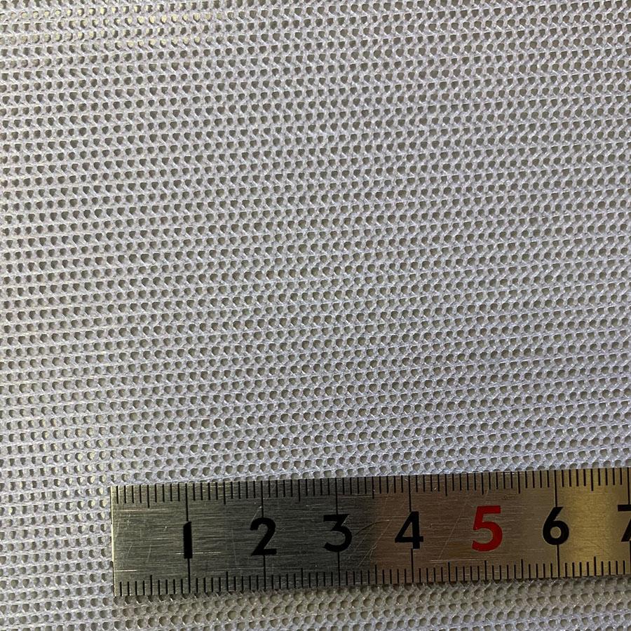 スペーサーネット ポリエステル 耐熱150℃|耐酸性 #8001 目開き:1.0mm 糸径:0.6mm 厚み:0.8mm サイズ:1500mm×1m