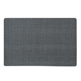 サランスクリーン平織 B-50(黒色) 目開き:0.35mm メッシュ:50/50 線径:0.16mm サイズ:920mm×1m スクリーンメッシュ
